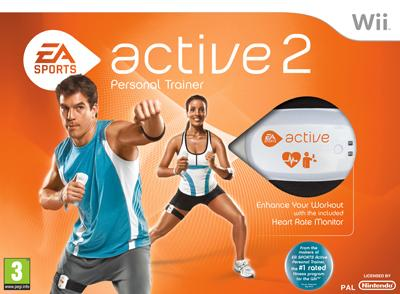 EA Sports Active 2.0 Wii